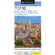 DK Eyewitness Top 10 Montreal and Quebec City by DK Eyewitness, 9780241355947
