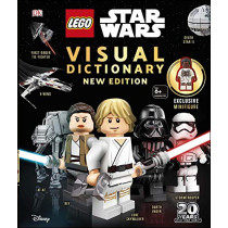 LEGO Star Wars Visual Dictionary New Edition: With exclusive Finn minifigure by DK, 9780241357521