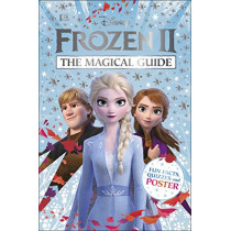 Disney Frozen 2 The Magical Guide: Includes Poster by DK, 9780241357675