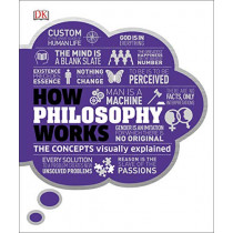 How Philosophy Works: The concepts visually explained by DK, 9780241363188