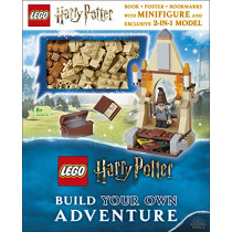 LEGO Harry Potter Build Your Own Adventure: With LEGO Harry Potter Minifigure and Exclusive Model by Elizabeth Dowsett, 9780241363737