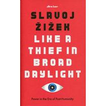 Like A Thief In Broad Daylight: Power in the Era of Post-Humanity by Slavoj Zizek, 9780241364291