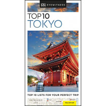 DK Eyewitness Top 10 Tokyo by DK Eyewitness, 9780241364666