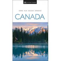 DK Eyewitness Canada by DK Publishing, 9780241365328
