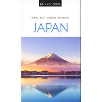 DK Eyewitness Japan by DK Eyewitness, 9780241365335