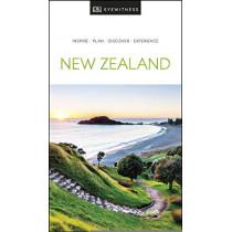 DK Eyewitness New Zealand, 9780241365410