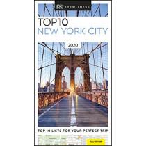 DK Eyewitness Top 10 New York City: 2020 (Travel Guide) by DK Eyewitness, 9780241367766