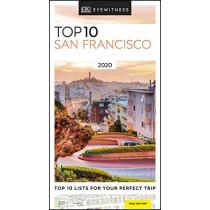 DK Eyewitness Top 10 San Francisco: 2020 by DK Eyewitness, 9780241367797
