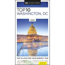 DK Eyewitness Top 10 Washington, DC: 2020 (Travel Guide) by DK Eyewitness, 9780241367803