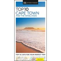 DK Eyewitness Top 10 Cape Town and the Winelands by DK Eyewitness, 9780241367988