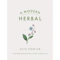 A Modern Herbal by Alys Fowler, 9780241368336