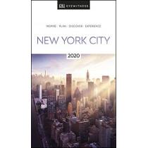 DK Eyewitness New York City: 2020 (Travel Guide) by DK Eyewitness, 9780241368756