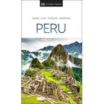DK Eyewitness Peru by DK, 9780241368800