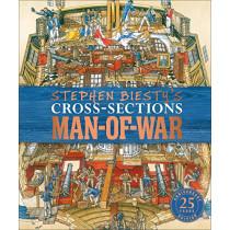 Stephen Biesty's Cross-Sections Man-of-War by Stephen Biesty, 9780241379776