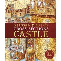 Stephen Biesty's Cross-Sections Castle by Stephen Biesty, 9780241379790