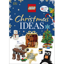 LEGO Christmas Ideas: With Exclusive Reindeer Mini Model by Elizabeth Dowsett, 9780241381717