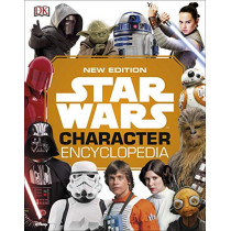 Star Wars Character Encyclopedia New Edition by DK, 9780241386071