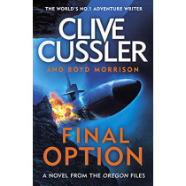 Final Option: 'The best one yet' by Clive Cussler, 9780241386859