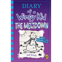 Diary of a Wimpy Kid: The Meltdown (Book 13) by Jeff Kinney, 9780241389317