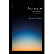 Novacene: The Coming Age of Hyperintelligence by James Lovelock, 9780241399361