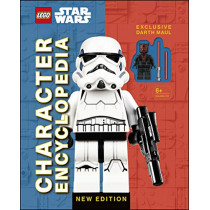 LEGO Star Wars Character Encyclopedia New Edition: with exclusive Darth Maul Minifigure by Elizabeth Dowsett, 9780241406663