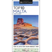 Top 10 Malta and Gozo by Mary-Ann Gallagher, 9780241408018