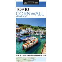 DK Eyewitness Top 10 Cornwall and Devon by DK Eyewitness, 9780241408568