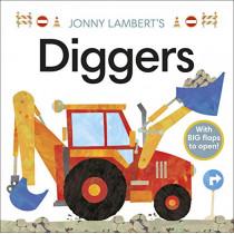 Jonny Lambert's Diggers by Jonny Lambert, 9780241412442