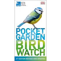 RSPB Pocket Garden Birdwatch by Mark Ward, 9780241412718