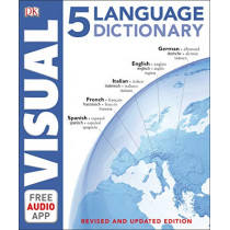5 Language Visual Dictionary by DK, 9780241413036