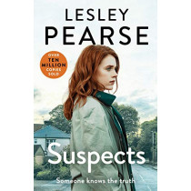 Suspects: The Sunday Times Top 5 Bestseller by Lesley Pearse, 9780241426623