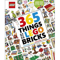 365 Things to Do with LEGO (R) Bricks by DK, 9780241427989