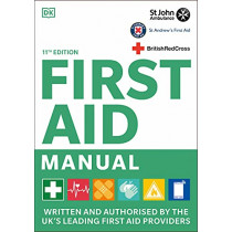 First Aid Manual by DK, 9780241446300