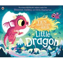 Ten Minutes to Bed: Little Dragon by Rhiannon Fielding, 9780241464373