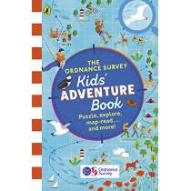 The Ordnance Survey Kids Adventure Book by Ordnance Survey, 9780241480793