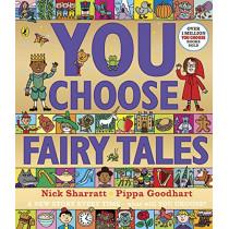 You Choose Fairy Tales by Nick Sharratt, 9780241488874