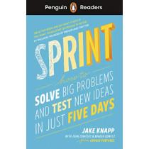 Penguin Readers Level 6: Sprint (ELT Graded Reader) by Jake Knapp, 9780241493212