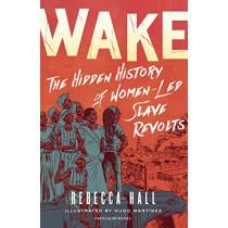 Wake by Rebecca Hall, 9780241523551