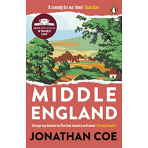 Middle England: Winner of the Costa Novel Award 2019 by Jonathan Coe, 9780241983683