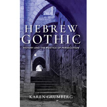 Hebrew Gothic: History and the Poetics of Persecution by Karen Grumberg, 9780253042262
