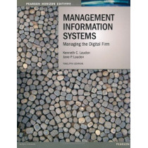 Management Informations Systmes:Horizon Edition by Jane Laudon, 9780273779803