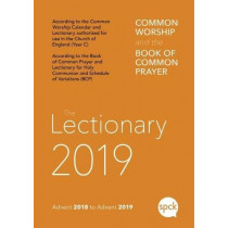 Common Worship Lectionary 2019, 9780281079100