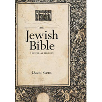 The Jewish Bible: A Material History by David Stern, 9780295746173