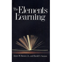 The Elements of Learning by James M. Banner, Jr., 9780300084528