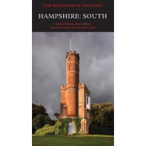 Hampshire: South by Charles O'Brien, 9780300225037