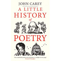 A Little History of Poetry by John Carey, 9780300232226
