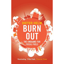 Burn Out: The Endgame for Fossil Fuels by Dieter Helm, 9780300234480