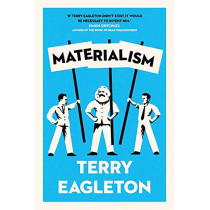 Materialism by Terry Eagleton, 9780300246629
