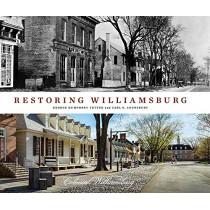 Restoring Williamsburg by George Humphrey Yetter, 9780300248357