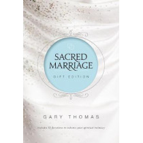 Sacred Marriage Gift Edition by Gary L. Thomas, 9780310355199